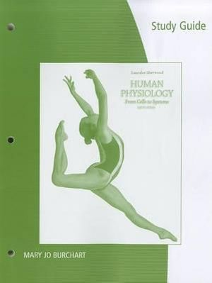 Cover of Study Guide for Sherwood's Human Physiology: From Cells to Systems