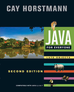 Cover of Java For Everyone