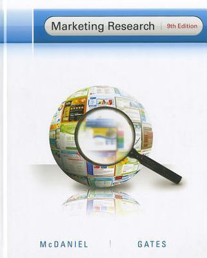 Cover of Marketing Research 9E