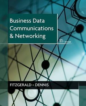 Cover of Business Data Communications and Networking 11E