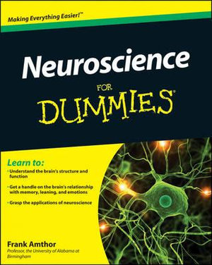 Cover of Neuroscience For Dummies