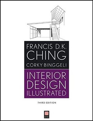 Cover of Interior Design Illustrated