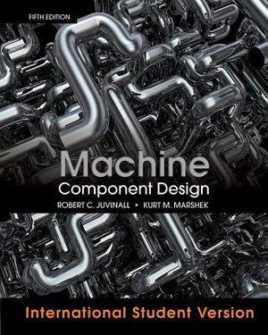 Cover of Machine Component Design