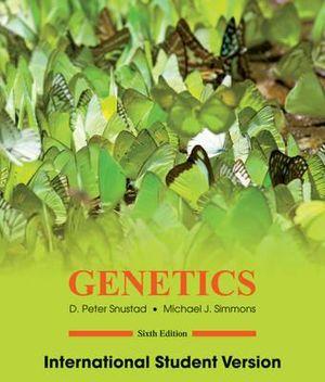 Cover of Genetics