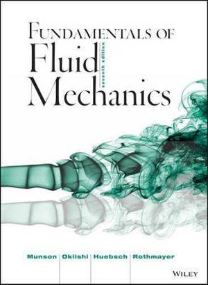 Cover of Fundamentals of Fluid Mechanics