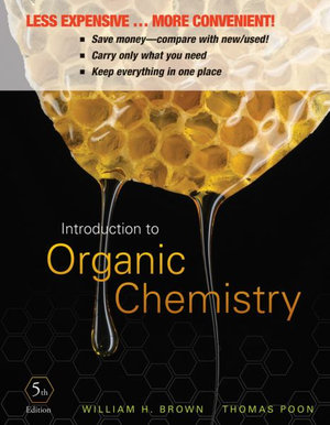 Cover of Introduction to Organic Chemistry, 5th Edition Binder Ready Version