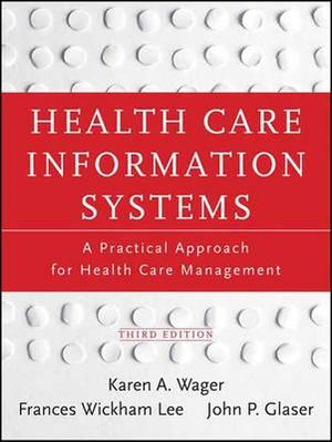 Cover of Health Care Information Systems