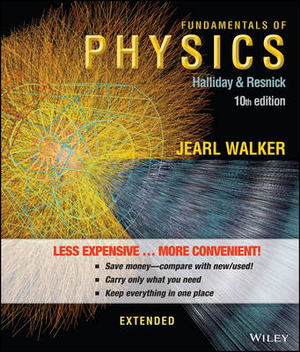 Cover of Fundamentals of Physics Extended