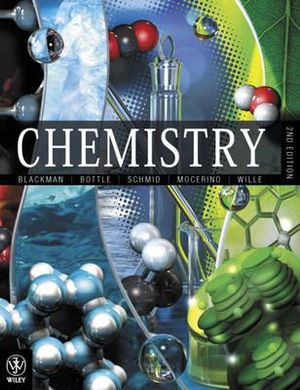 Cover of Chemistry 2E + WileyPlus Registration Card