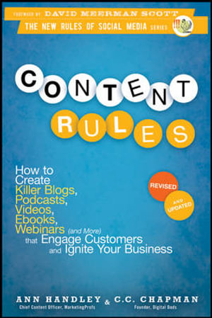 Cover of Content Rules