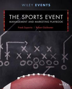 Cover of The Sports Event Management and Marketing Playbook