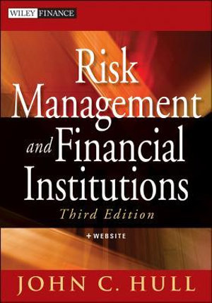 Cover of Risk Management and Financial Institutions, Third Edition