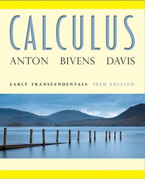 Cover of Calculus Early Transcendentals 10E + WileyPlus Registration Card