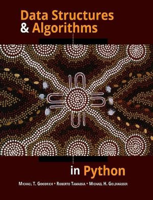 Cover of Data Structures and Algorithms in Python