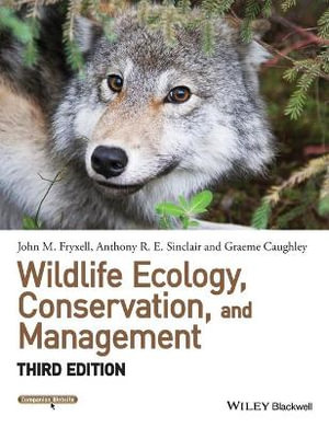 Cover of Wildlife Ecology, Conservation, and Management