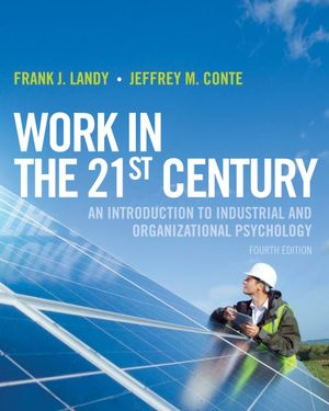 Cover of Work in the 21st Century