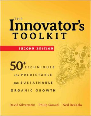 Cover of The Innovator's Toolkit