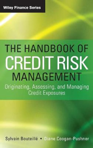 Cover of The Handbook of Credit Risk Management