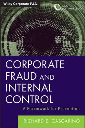 Cover of Corporate Fraud and Internal Control, + Software Demo