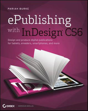 Cover of EPublishing with InDesign CS6