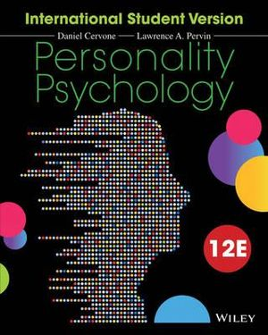 Cover of Personality Psychology