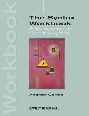Cover of The Syntax Workbook