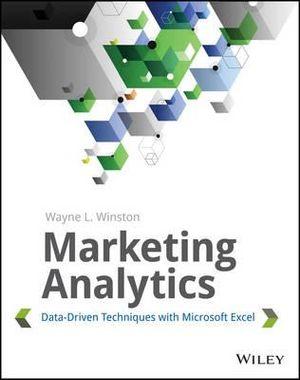 Cover of Marketing Analytics