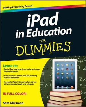 Cover of Ipad in Education for Dummies