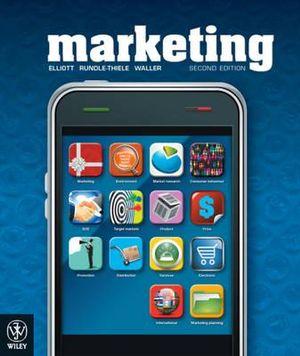Cover of Marketing (Au) 2E+istudy Version 2 Registration Card