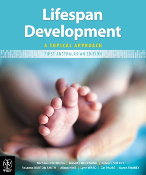 Cover of Lifespan Development a Topical Approach 1E Australasian+istudy Version 1 Registration Card