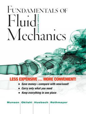 Cover of Fundamentals of Fluid Mechanics 7E Binder Ready Version