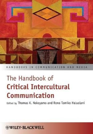 Cover of The Handbook of Critical Intercultural Communication