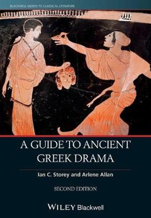 Cover of A Guide to Ancient Greek Drama