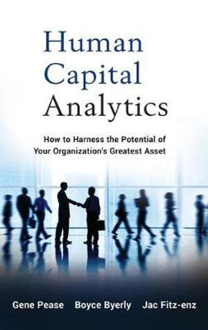 Cover of Human Capital Analytics