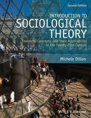 Cover of Introduction to Sociological Theory