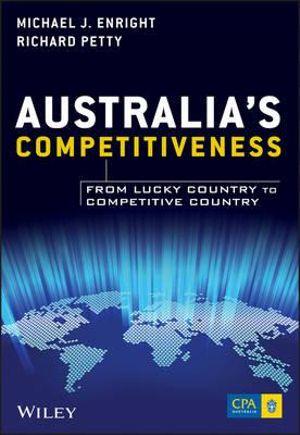 Cover of Australia's Competitiveness