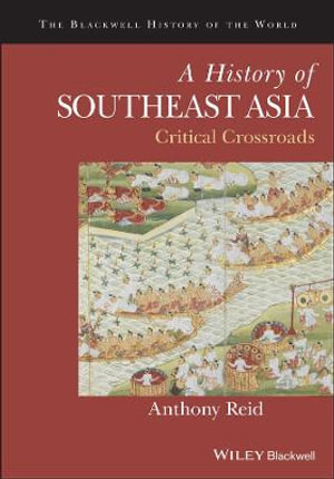 Cover of A History of Southeast Asia