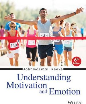 Cover of Understanding Motivation and Emotion