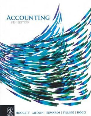 Cover of Accounting 8E + Wileyplus/Istudy Version 1 Registration Card