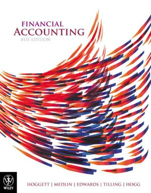 Cover of Financial Acct 8E + Wileyplus/Istudy Version 1 Registration Card