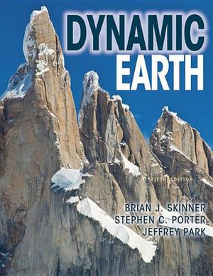 Cover of The Dynamic Earth