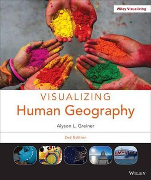 Cover of Visualizing Human Geography