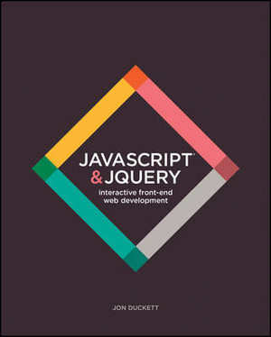 Cover of JavaScript and JQuery