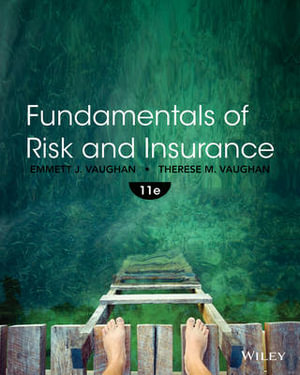 Cover of Fundamentals of Risk and Insurance