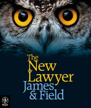 Cover of The New Lawyer 1E+istudy Version 1 Registration Card