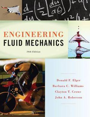 Cover of Engineering Fluid Mechanics 10E + WileyPlus Registration Card