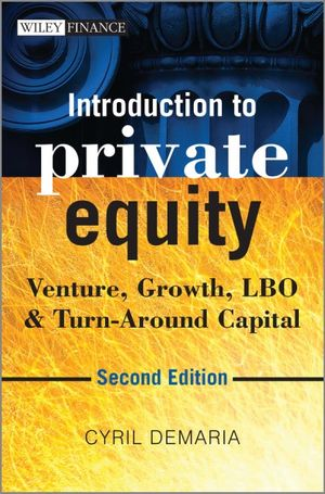 Cover of Introduction to Private Equity