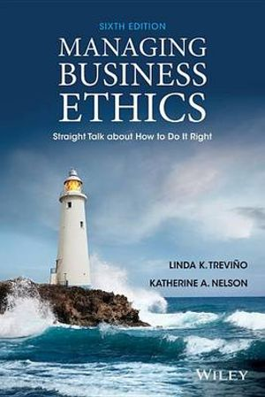 Cover of Managing Business Ethics