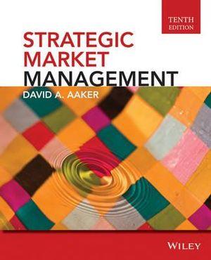 Cover of Strategic Market Management