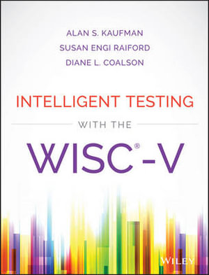 Cover of Intelligent Testing with the WISC-V